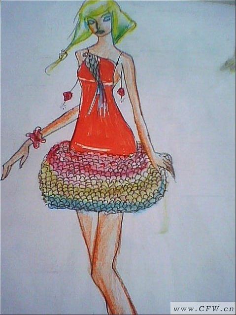 广州服装陈列师培训_中国风-婚纱礼服设计-服装设计