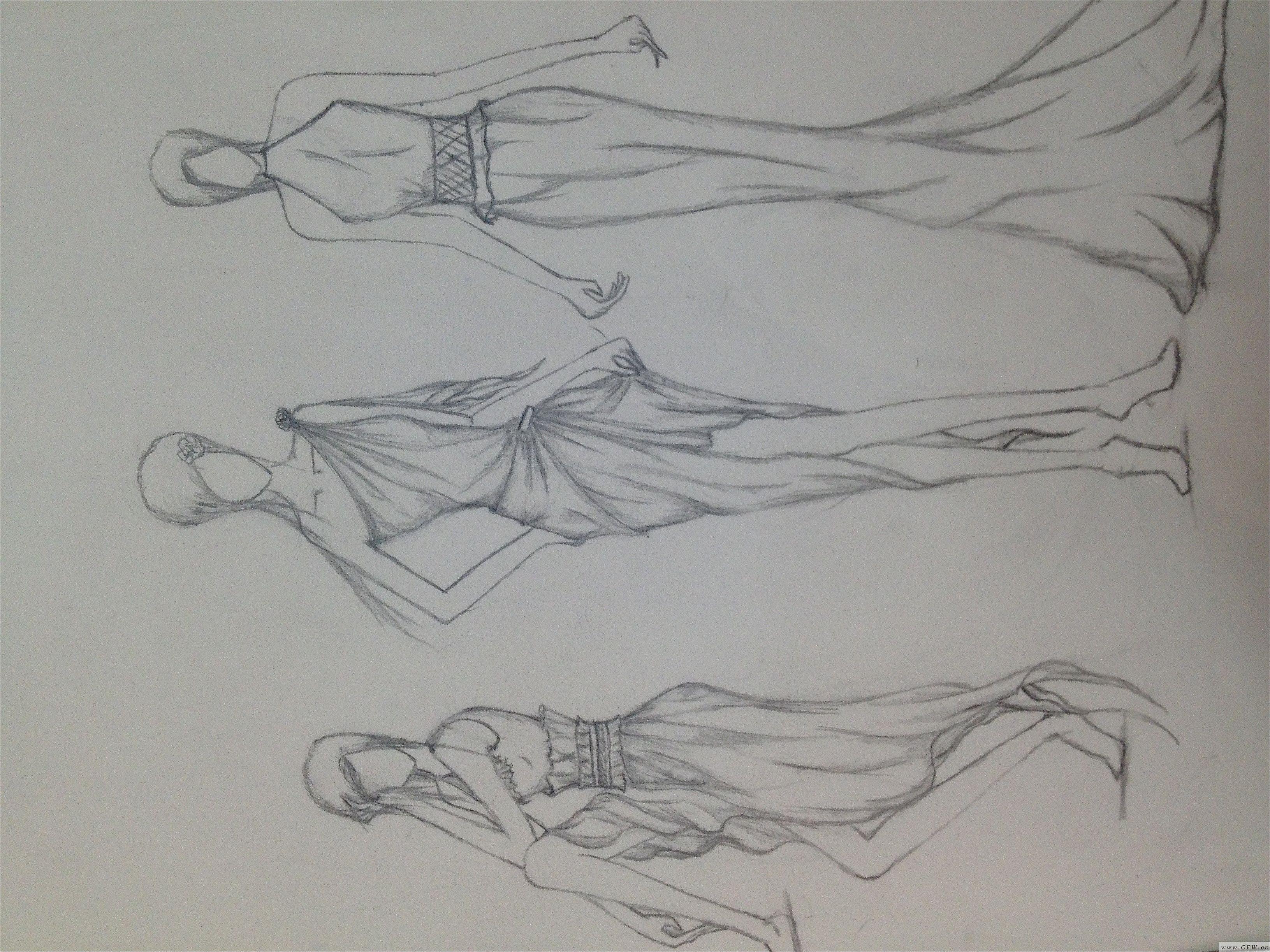 恋裙-婚纱礼服设计-服装设计