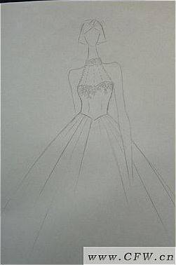 图稿-女装设计-服装设计-服装设计网手机版|触屏版