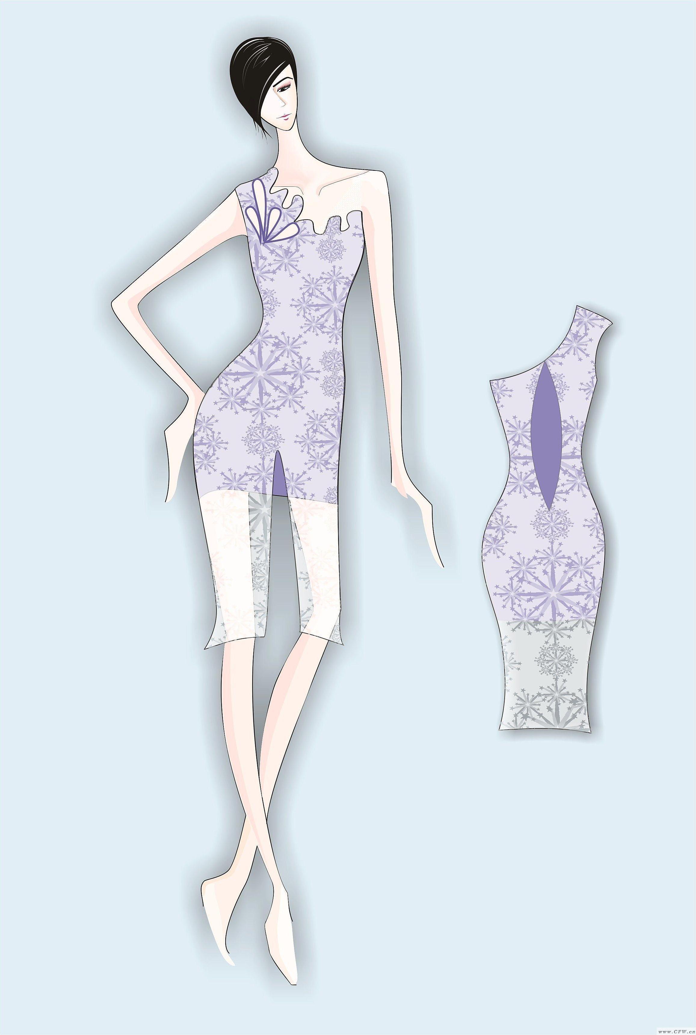梦   紫作品-梦   紫款式图