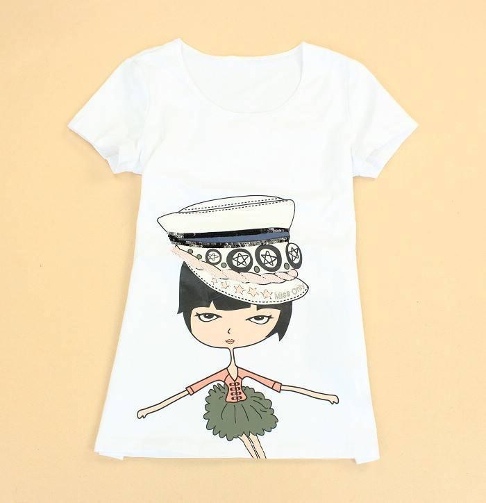 手绘t恤图案设计收集