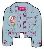 服装款式图衣服款式图收集