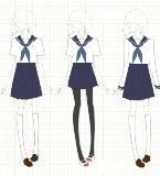 班服校服设计图收录