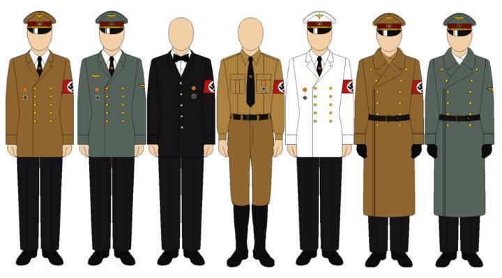 职业装工作服-职业服装设计-服装设计
