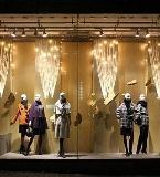 橱窗陈列设计 服装展示