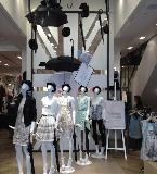 卖场陈列设计 服装展示