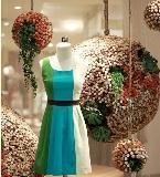 卖场职业女装陈列 服装展示