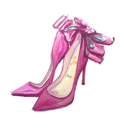 配饰设计鞋子手稿-鞋帽配饰设计-服装设计