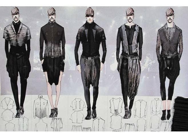 男装-大赛作品-大赛作品设计-服装设计