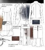 OL时装款式图