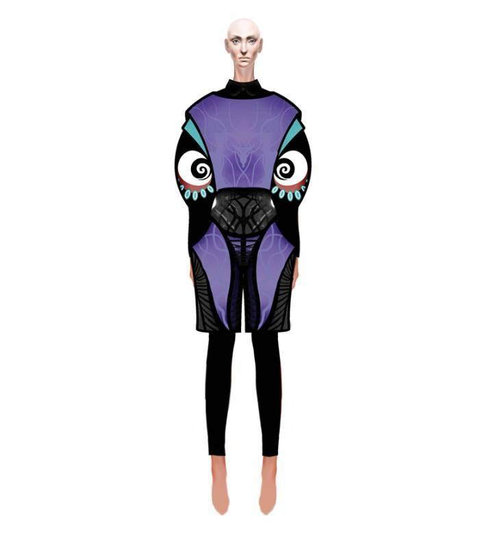 想买 喜欢 (0) 收 藏 (2) 名称:创意女装 归属:女装款式-创意时装