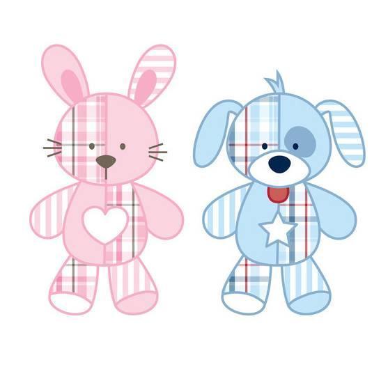 儿童/情侣图案-图案设计设计-服装设计