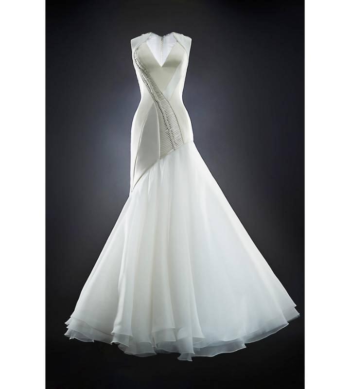 婚纱成衣-婚纱礼服设计-服装设计