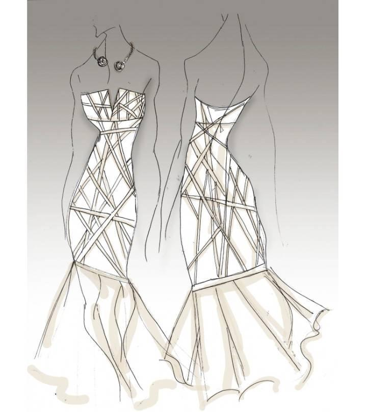 婚纱礼服设计