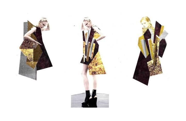 创意时装-女装设计-服装设计