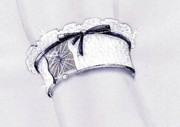 配饰手绘效果图-鞋帽配饰设计-服装设计
