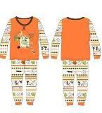 童装睡衣款式图