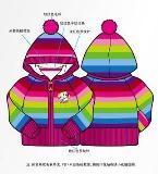 童装卫衣款式图
