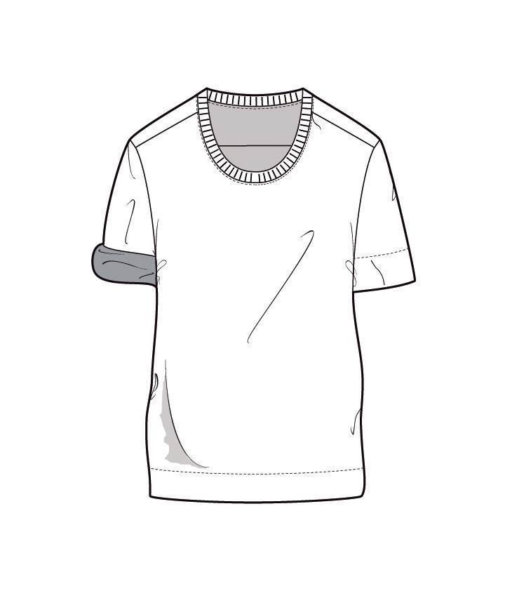 男t-男装设计-服装设计
