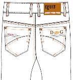 男童牛仔裤