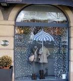 橱窗设计女装陈列展示