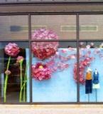 橱窗设计女装陈列
