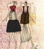 创意小礼服