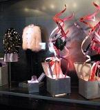 圣诞橱窗设计女装陈列