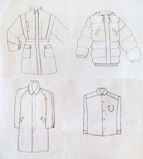 棉服/大衣