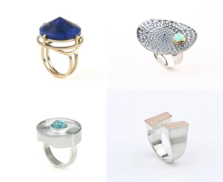 戒指-鞋帽配饰设计-服装设计