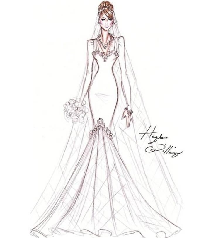 服装陈列设计_婚纱手稿-婚纱礼服设计-服装设计