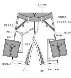 短裤款式图收集