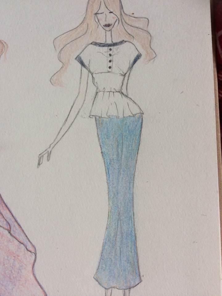 長裙-其它設計設計-服裝設計