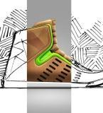 鞋履设计稿搜集