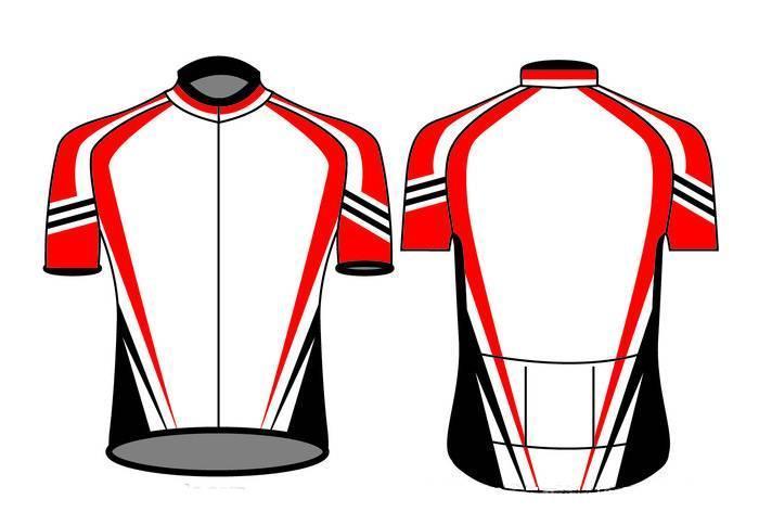 骑行服上衣款式-职业服装设计-服装设计