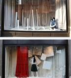 橱窗设计时装陈列