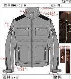夹克外套款式单