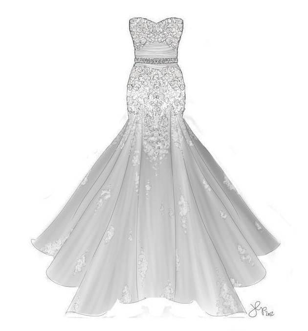 婚纱礼服样式