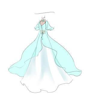 古风长裙-女装设计-服装设计-服装设计网手机版|触屏版