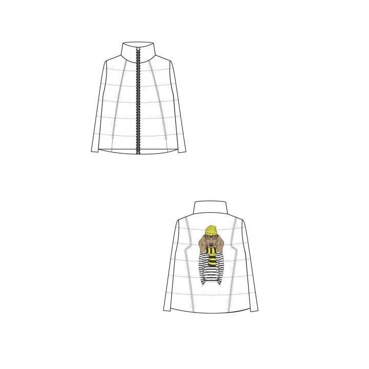 2015冬装羽绒服-女装设计-服装设计