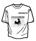 情侣纪念款T恤