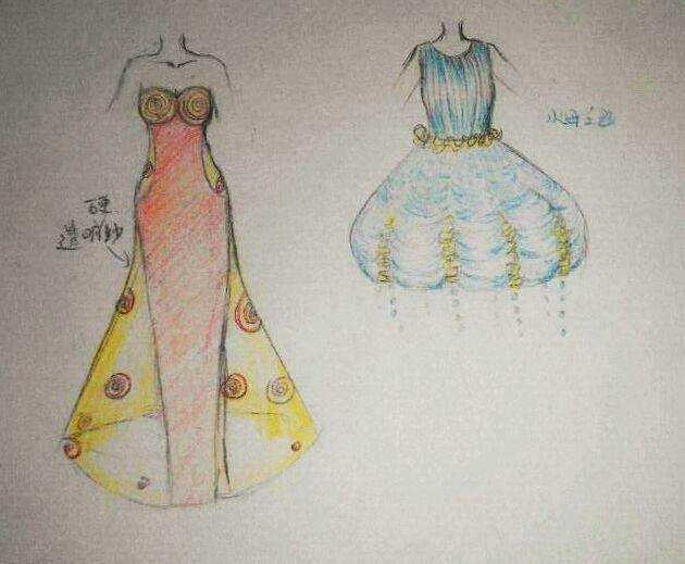 奇葩-其它设计设计-服装设计
