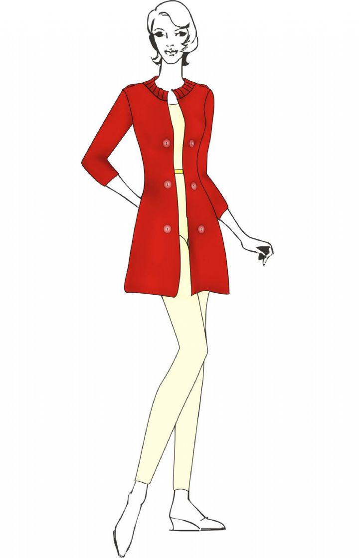 上班族-2-女装设计-服装设计