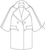 大衣短款/外套