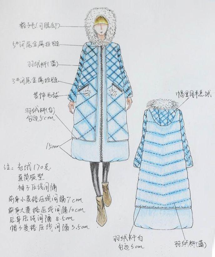 2015秋冬手稿