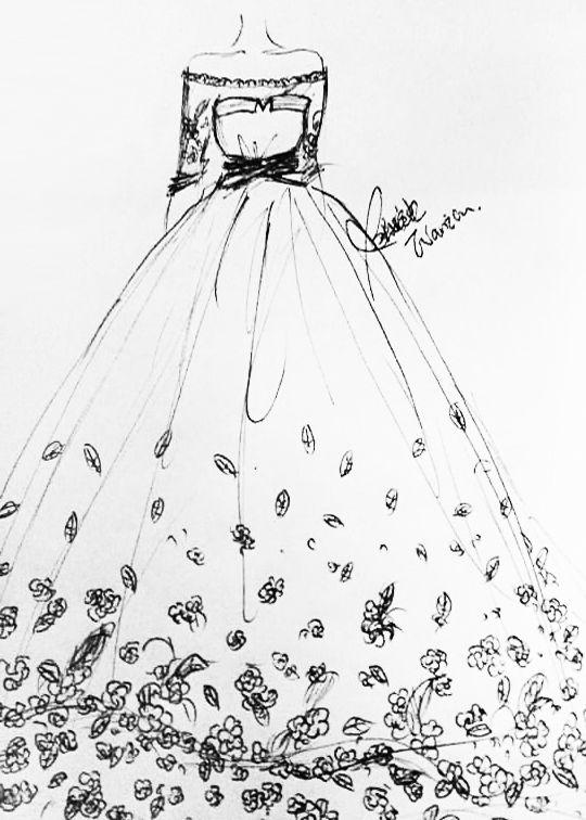 2016-婚纱礼服设计-服装设计图片