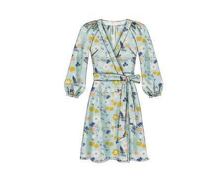 连衣裙款式图裙子-女装设计-服装设计