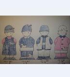 2-5岁童装时尚秋冬系列