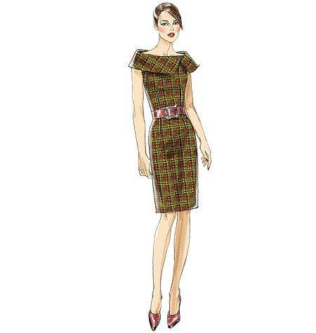 OL裙作品-OL裙款式图