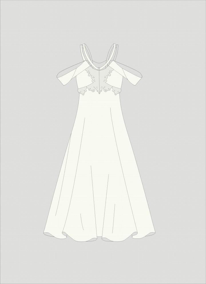 各类软件绘图-女装设计-服装设计